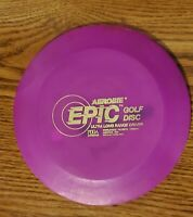 Aerobie Epic Ultra Long Range Disc Golf Driver OOP PDGA Approved Frisbee