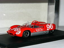 Spark S0256 Lotus 19 Dan Gurney Winner 1962 Daytona 3hrs #96 1/43