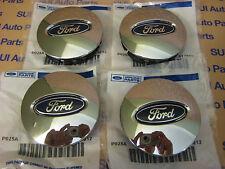 Ford Focus Taurus Escape Edge Fusion Flex Explorer Chrome Center Caps  NEW OEM 4