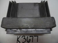 03 04 05 IMPALA LESABRE COMPUTER BRAIN ENGINE CONTROL ECU ECM EBX MODULE K3677