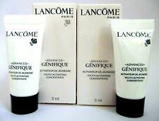 Lancome 10ml Advanced Genifique Serum BNIB Anti-Ageing 2x5ml Tubes Anti-Ageing