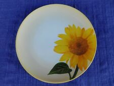 Noritake Colorwave Mustard SUNFLOWER SALAD PLATE 1 of 2 available