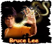 Bruce Lee # 10 - 8 x 10 Tee Shirt Iron On Transfer