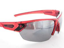 Louisville Cardinals Transparent Red Black Mens Sunglasses UL Licensed Style12
