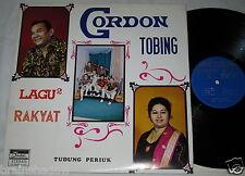 Gordon tobing LAGU rakyat tudung periuk LP Indah REC. Indonesia Rare Folk!!!