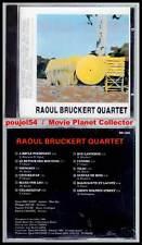 RAOUL BRUCKERT QUARTET (CD) 1989 NEUF
