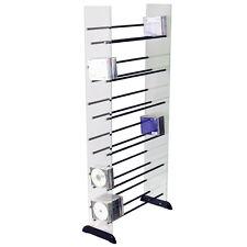 AVANTE - Glass CD / DVD / Media Storage Shelves 3560OC