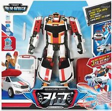 TOBOT Adventure Cargo Transformer Robot Toy Transforming Car 3 Mode TV character