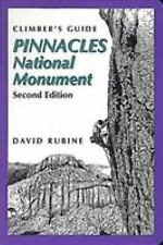 Climber's Guide to Pinnacles National Monument (Regional Rock Climbing Series)