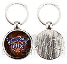 PHOENIX SUNS NBA BASKETBALL KEYRING-KEYCHAIN-PORTACHIAVI-PORTE-CLÉS-LLAVERO