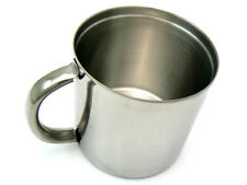 Texsport DOUBLE-WALL INSULATED stainless steel Drinking / Camping Mug / Cup