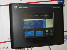 Allen Bradley PanelView 1000 2711-T10C15/C FRN 4.48 Color Touch Used Tested 2014