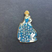 Cinderella Jeweled Dress Disney Pin 50819