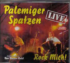Palemiger Spatzen-Rock Mich Live cd maxi single