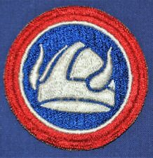 WWII 47th Infantry Division Patch