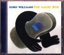 John WILLIAMS: THE MAGIC BOX Francis Bebey AFRICAN Guitar Makossa Engome CD