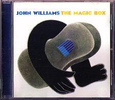 John Williams: the Magic Box Francis Bebey African Guitar makossa engome CD