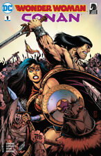 Wonder Woman/Conan (2017) #1 VF/NM Darick Robertson Cover DC Dark Horse Comics