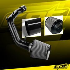 01-06 VW Golf GTI 1.8T 1.8L 4cyl Black Cold Air Intake +Stainless Steel Filter