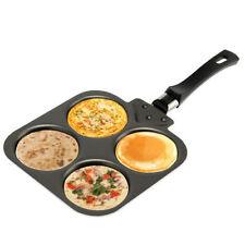 Nirlep Fry Pan 200 mm & Multi Snack Maker Combo, 1 Year Guarantee