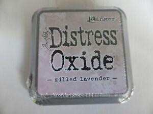 *NEW* (Ranger) TIM HOLTZ Distress OXIDE *Milled Lavender* (Full Size Ink Pad)