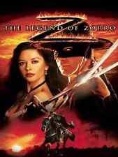 Bande annonce cinéma 35mm 2005 LEGEND DE ZORRO A Hopkins A Banderas  Zeita Jones
