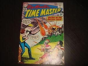 RIP HUNTER, TIME MASTER #6   Silver Age DC Comics 1962 VF-