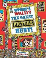 Where's Wally? The Great Picture Hunt by Martin Handford, Good Used Book (Paperb