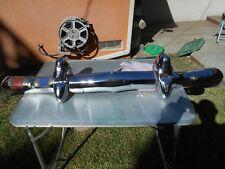 Nash Metropolitan Rear Bumper with Bumperettes