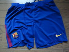 SALE! FC Barcelona 100% Original Shorts XL 2017/18 Home USED Good Condition