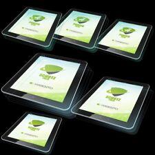 Tempered Echtglas Panzerglas H9 und normale Displayschutzfolien für viele Tablet