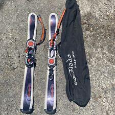 Snow Blade Salomon Plus Ou Moins 97 Cm