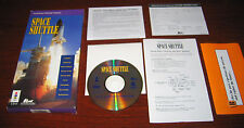 Space Shuttle (3DO, 1994) COMPLETE - LONG BOX -CIB- ONLY 1 ON EBAY - HOLY RARE