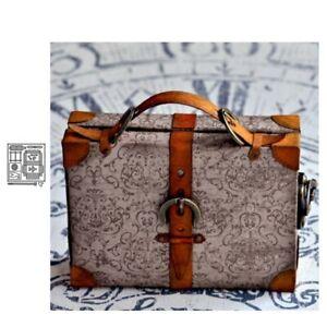 Handbag Box Metal Cutting Dies Die Cut Stencils Diy Scrapbooking Paper Crafts