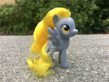 "My Little Pony MLP 3"" Movie Derpy Hooves Rare Toy Figure New No Package"