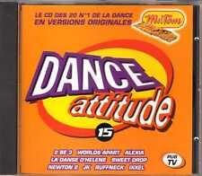 Compilation - Dance Attitude 15 - CD - 1997 - Eurodance Polygram France