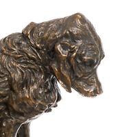 Sitting Dog by Fremiet, Animalier, Sculpture, Art, Gift, Ornament.