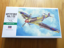Hasegawa Spitfire Mk VIII 1:48 Royal Air Force Fighter