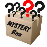 Box Mystery electronics, Gift gadgets novelty games homeware Min 6 items New Fun