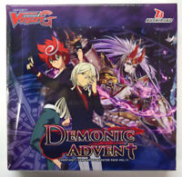 Cardfight Vanguard G - Demonic Advent Booster Box - VGE-G-BT11