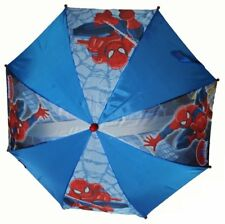 Marvel® Ultimate Spider-Man Children Kids Umbrella Brolly- Sun/Rain - Official