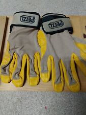Petzl Cordex Gloves Tan Xl preowned