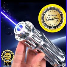 High Power 5000000M Blue Laser Pointers 450Nm Laser Flashlight Burning