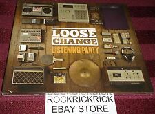 LOOSE CHANGE - LISTENING PARTY -17 TRACK CD (DIGIPAK) -BRAND NEW SEALED-