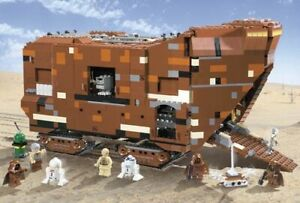 Lego Star Wars Sandcrawler 10144 New