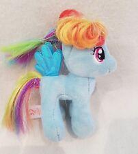 MY LITTLE PONY SPARKLE RAINBOW DASH HORSE SOFT TOY TY
