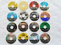 Lot of 16 Nintendo Gamecube Games - Discs Only - Zelda, Mario and More - Bundle