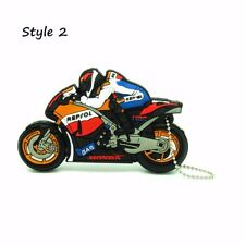 Stick USB 16gb moto racing flash drive Disk Memory honda repsol CBR