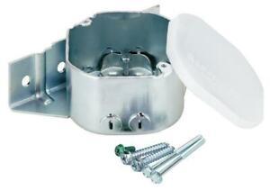 Sidemount Plus Fan Box, 2-1/8-Inch Deep