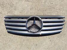 Silver W208 Grille GRA-W208-9802W-CL5-SL, CLK Class, Brand New, (Fits: Mercedes)